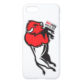 Get your EDDIE the BISON iPhone 7 case from EDUKAN