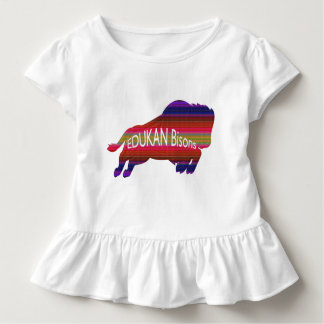 Get your EDDIE the BISON toddler dress from EDUKAN