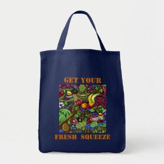 Get Your Fresh Squeeze Tote Bag