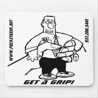 Get your Geek On mousepad