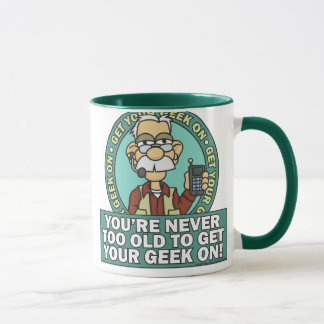 Get Your Geek On Mug