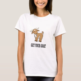 get your goat joke T-Shirt