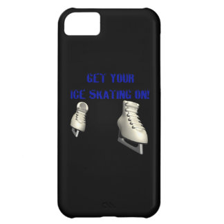 Get Your Ice Skating On iPhone 5C Cases
