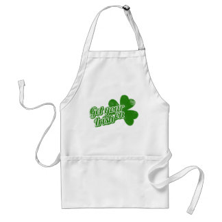 Get your irish on aprons