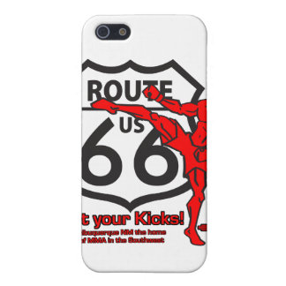 Get your Kicks on Route 66! Case For The iPhone 5