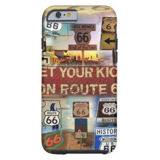 Get your Kicks on Route 66 Tough iPhone 6 Case