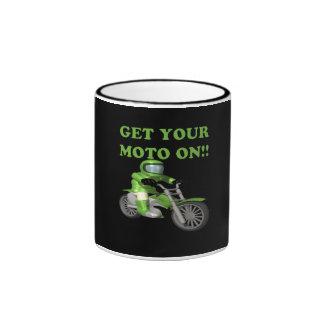 Get Your Moto On Coffee Mug