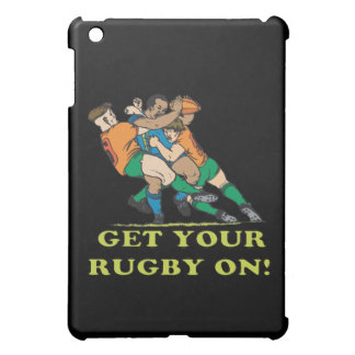 Get Your Rugby On Case For The iPad Mini