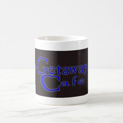 Getaway Cafe Coffee Mugs