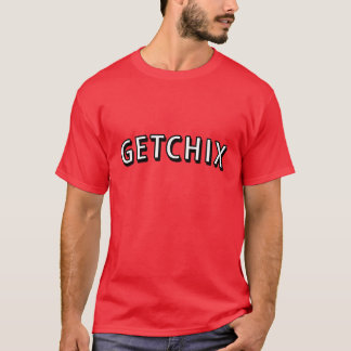 Getchix (Netflix Parody) - Men's T-Shirt