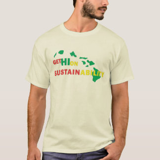 getHIon Sustainability T-Shirt