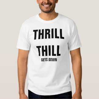 GETS DOWN T SHIRTS