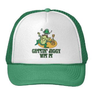 Gettin' Jiggy Wit It Trucker Hat