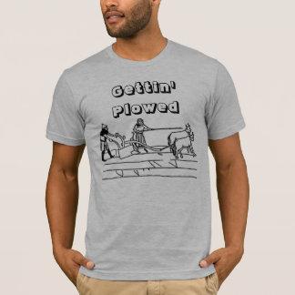 Gettin' Plowed T-Shirt