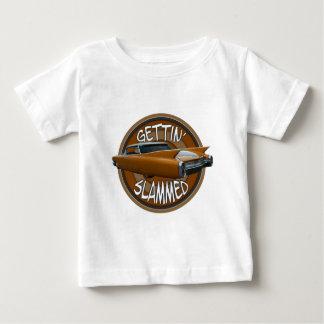 gettin slammed 1960 Cadillac golden pride Baby T-Shirt