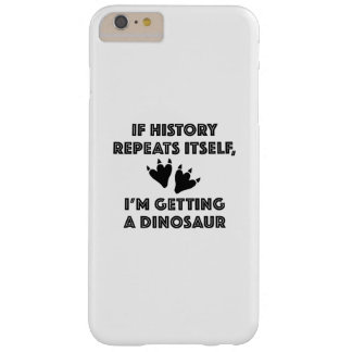Getting A Dinosaur Barely There iPhone 6 Plus Case
