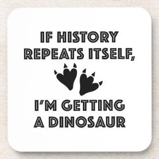 Getting A Dinosaur Coaster