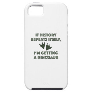 Getting A Dinosaur iPhone 5 Cover