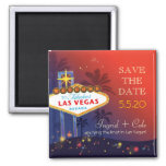 Getting Hitched in Las Vegas Fun Save the Date