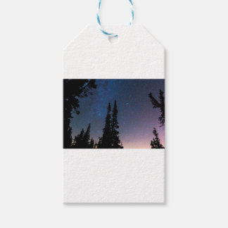 Getting Lost In A Night Sky Pack Of Gift Tags