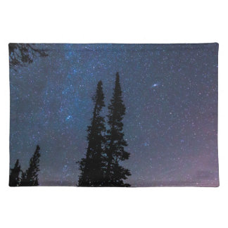 Getting Lost In A Night Sky Placemats