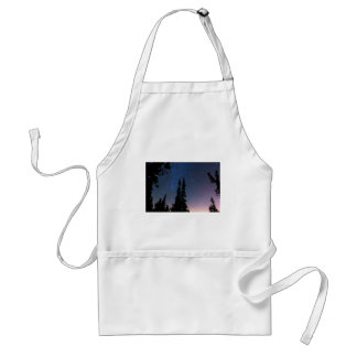Getting Lost In A Night Sky Standard Apron