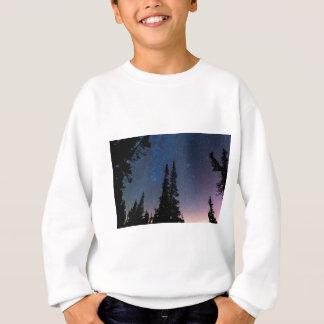 Getting Lost In A Night Sky Sweatshirt