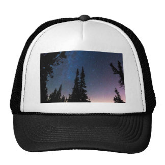 Getting Lost In A Night Sky Trucker Hat
