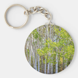 Getting Lost In the Wilderness Keychain