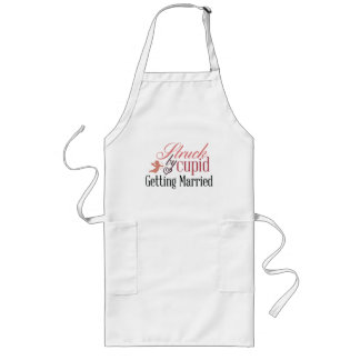 Getting Married Long Apron