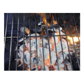Getting My Grill On Postcards