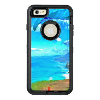 Getting ready to soar OtterBox defender iPhone case
