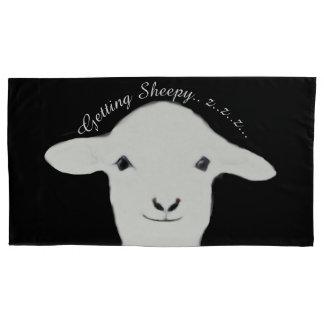 Getting Sheepy / Feeling Woolly - Pillowcases (k)