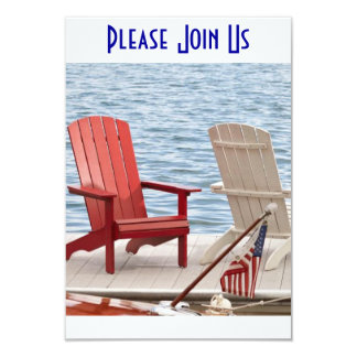 "GETTING TOGETHER WITH FRIENDS PARTY INVITATION 3.5"" X 5"" INVITATION CARD"