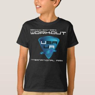 Getto - street workout USA - Ua Fest T-Shirt