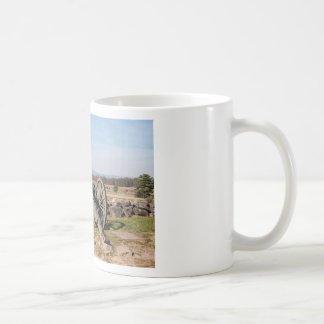 Gettysburg: A view of Pickett's Charge Coffee Mug