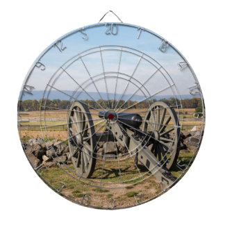 Gettysburg: A view of Pickett's Charge Dartboard