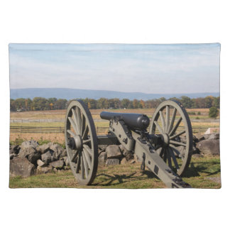 Gettysburg: A view of Pickett's Charge Placemat