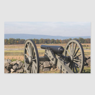 Gettysburg: A view of Pickett's Charge Sticker