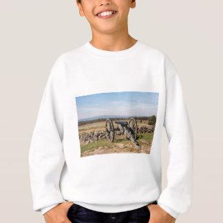 Gettysburg: A view of Pickett's Charge Sweatshirt