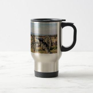 Gettysburg: A view of Pickett's Charge Travel Mug