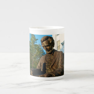 Gettysburg College - Abraham Lincoln Memorial Tea Cup