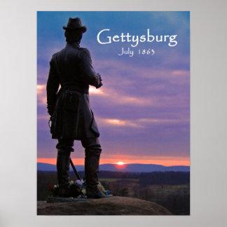 Gettysburg - Little Round Top Poster