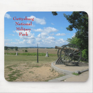 Gettysburg National Military Park Mousepad