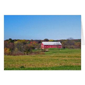 Gettysburg, PA Farm Card