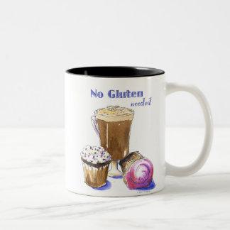 GF Cupcakes & Cappuccino  MUG