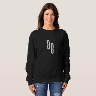 GG Crewneck Sweatshirt in Black