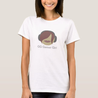 GG Gamer Girl Logo T-Shirt