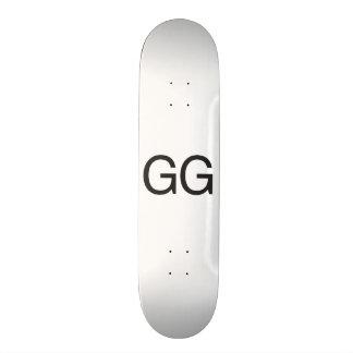 GG SKATE BOARD