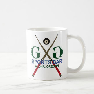 GG Sports Bar Morning After Mug